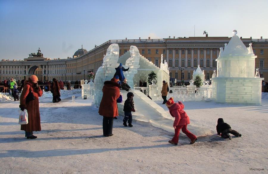 рабочие будни чем заняться в петербурге зимой оценили два-три аромата
